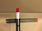 MAC Ruby Woo and Liner in Cherry